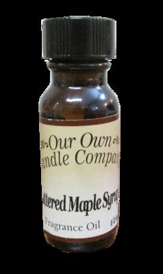 Buttered Maple 1/2 oz Fragrance Oil