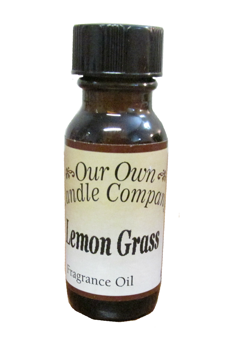 Lemongrass 1/2 oz Fragrance OIl