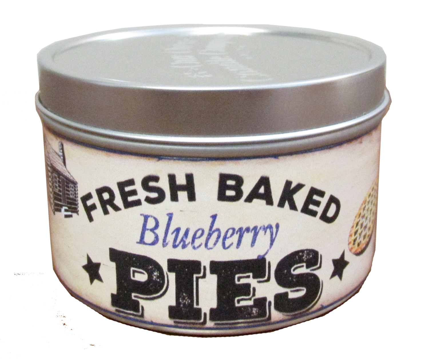 "Blueberry Pie Mini ""Can""dle"