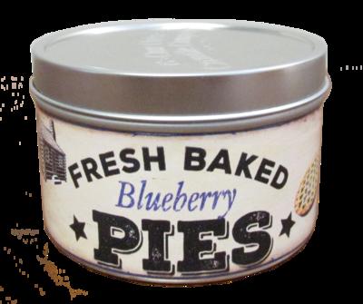 Blueberry Pie Mini