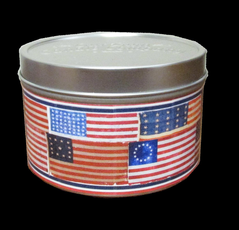 American As Apple Pie Mini Tin