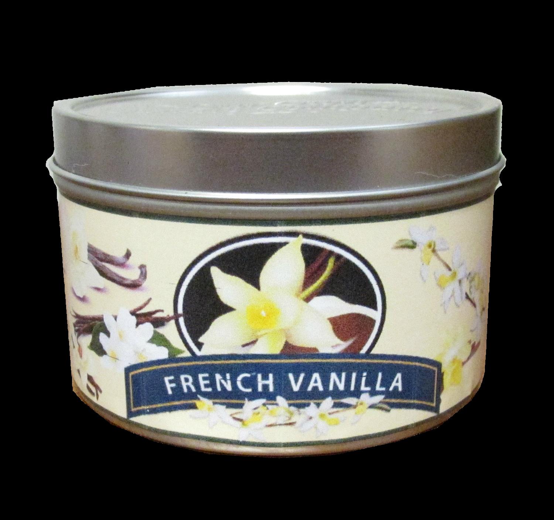 French Vanilla Mini Tin
