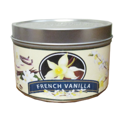 French Vanilla Mini Tin