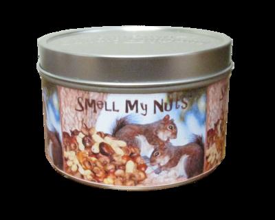 Smell My Nuts Mini Tin