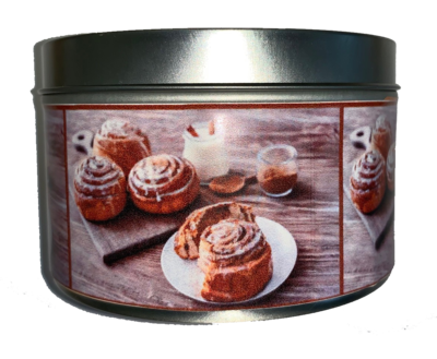 Hot Buns Mini Tin