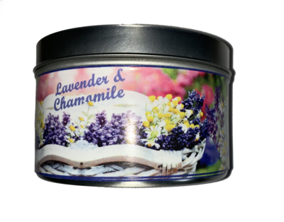 Lavender Chamomile Mini Tin