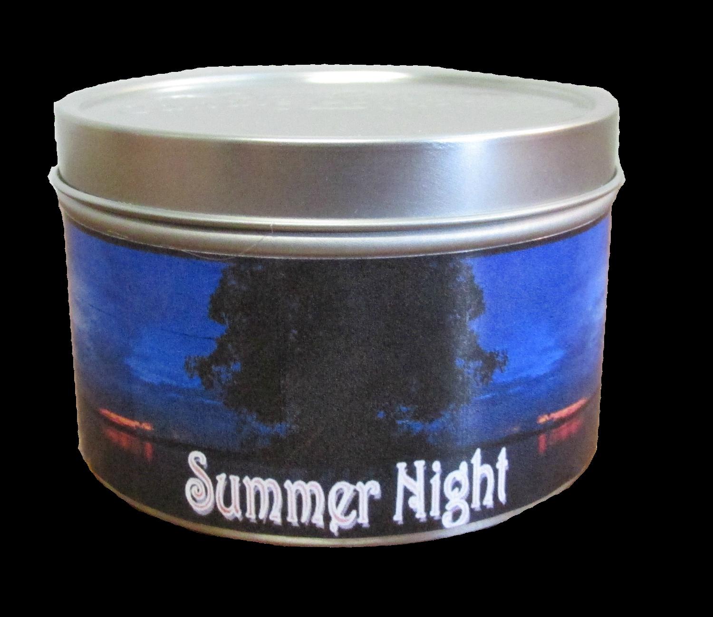 Summer Night Mini Tin