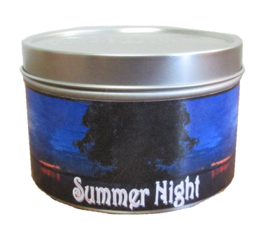Summer Night Mini Tin