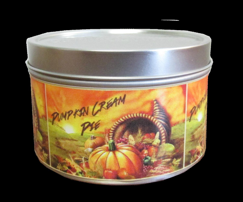 Pumpkin Cream Pie Mini Tin