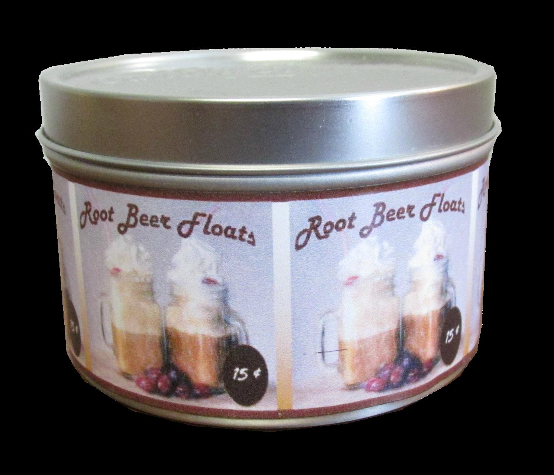Rootbeer Float Mini Tin