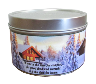 Balsam Pine Mini Tin