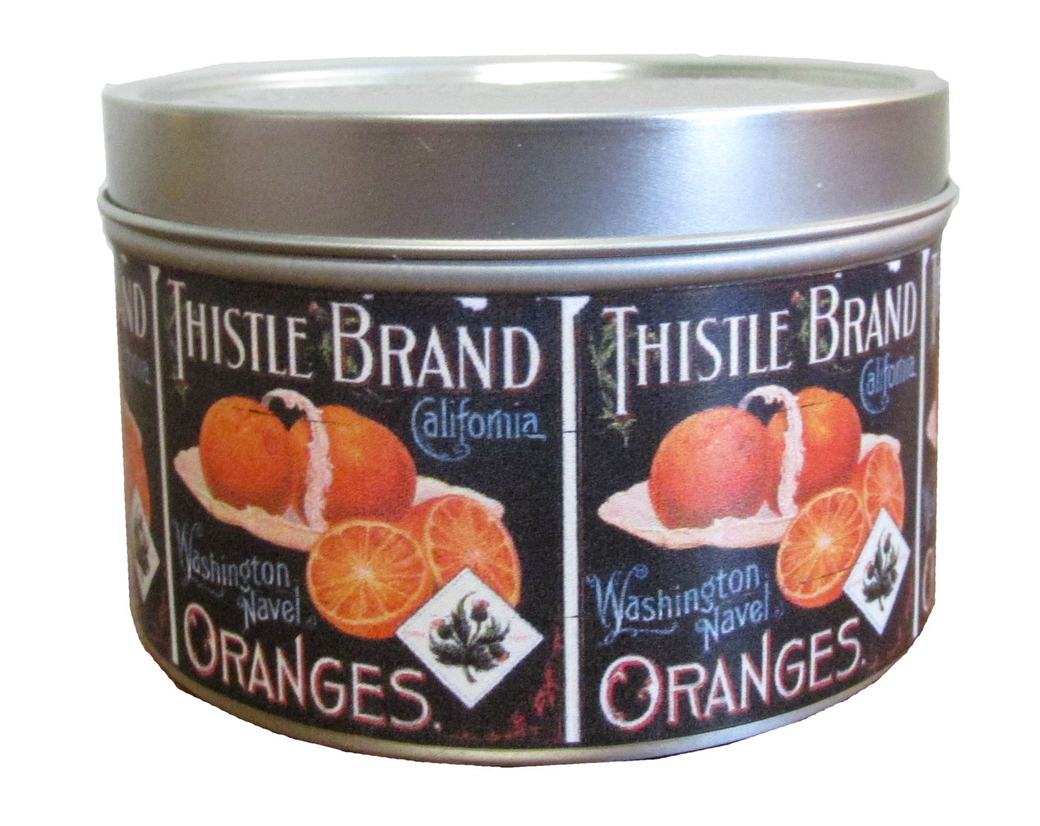 Orange Creamsicle Mini Tin