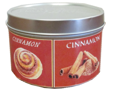 Cinnamon Mini Tin