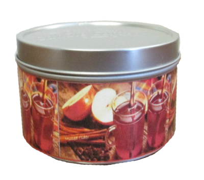 Mulled Cider Mini Tin