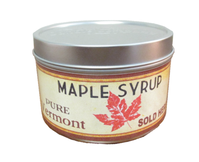 Buttered Maple Syrup Mini Tin