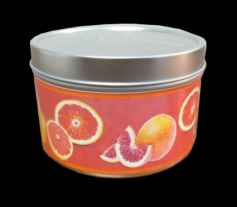 Blood Orange Mini Tin