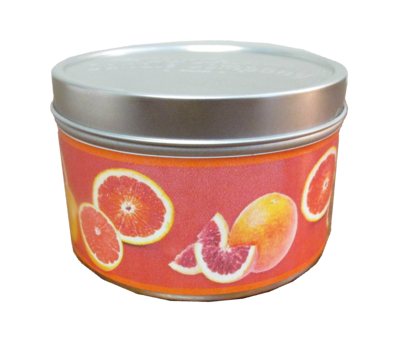 Blood Orange Mini Tin
