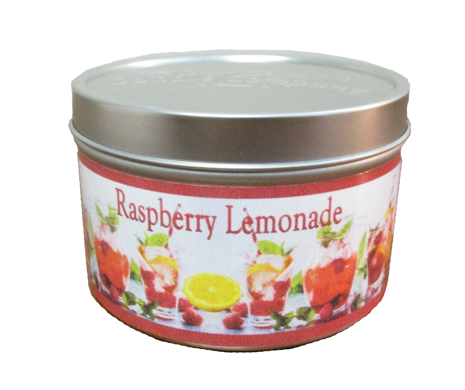 Raspberry Lemonade Mini Tin