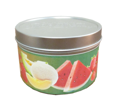Strawberry Melon Mini Tin