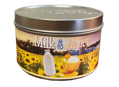 Milk & Honey Mini Tin