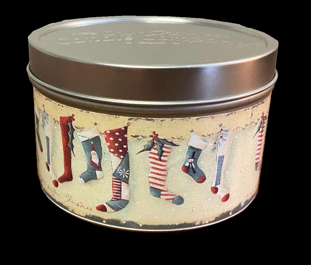 Homemade Sugar Cookie Mini Tin