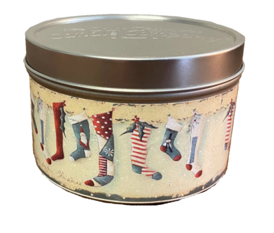 Homemade Sugar Cookie Mini Tin