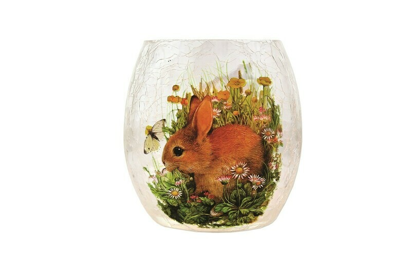 Spring Bunny Rabbit Votive
