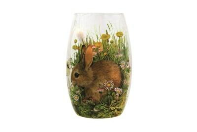 Bunny Rabbit Vase Lamp