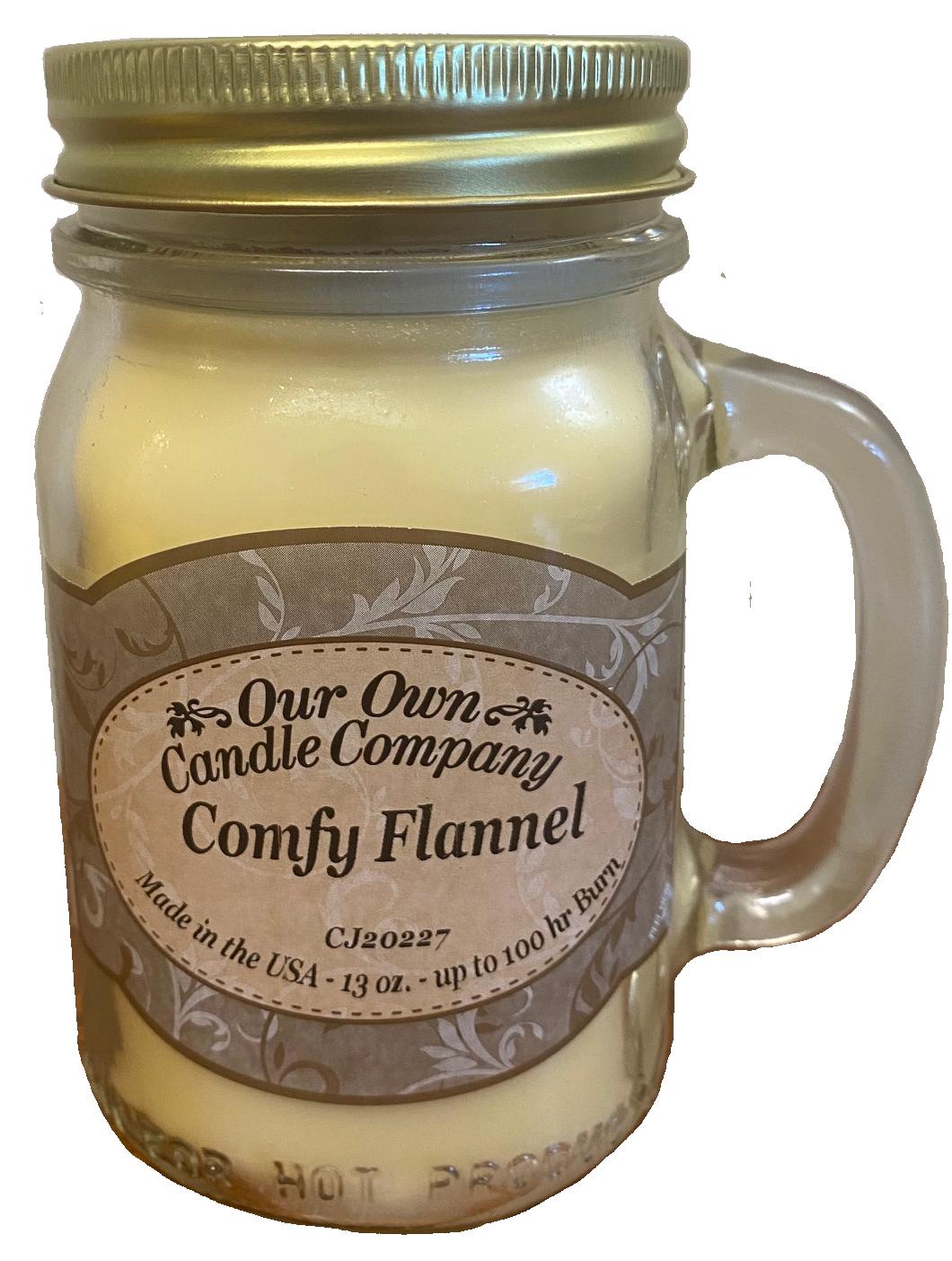 Comfy Flannel Mason