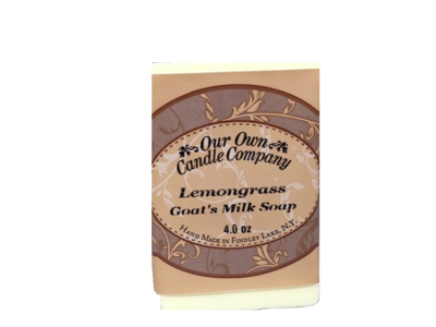 Lemongrass (Goat\'s Milk Soap)