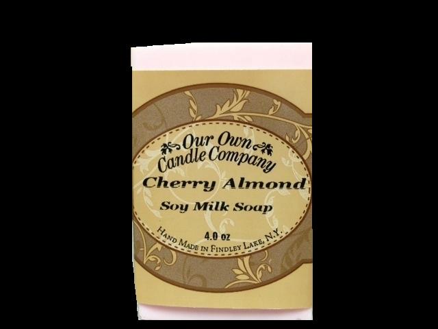 Cherry Almond (Shea Butter Soap)