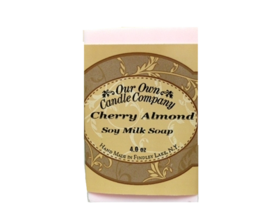 Cherry Almond (Soy Milk Soap)