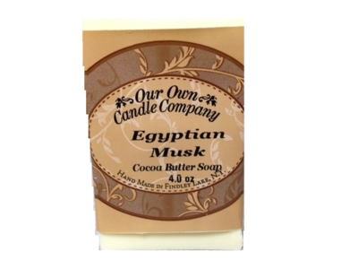 Egyptian Musk (Cocoa Butter Soap)