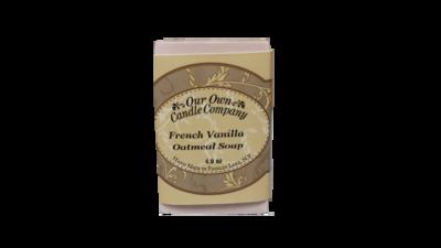 French Vanilla (Oatmeal Soap)