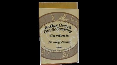 Gardenia (Honey Soap)