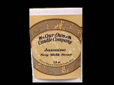 Jasmine (Soy Milk Soap)