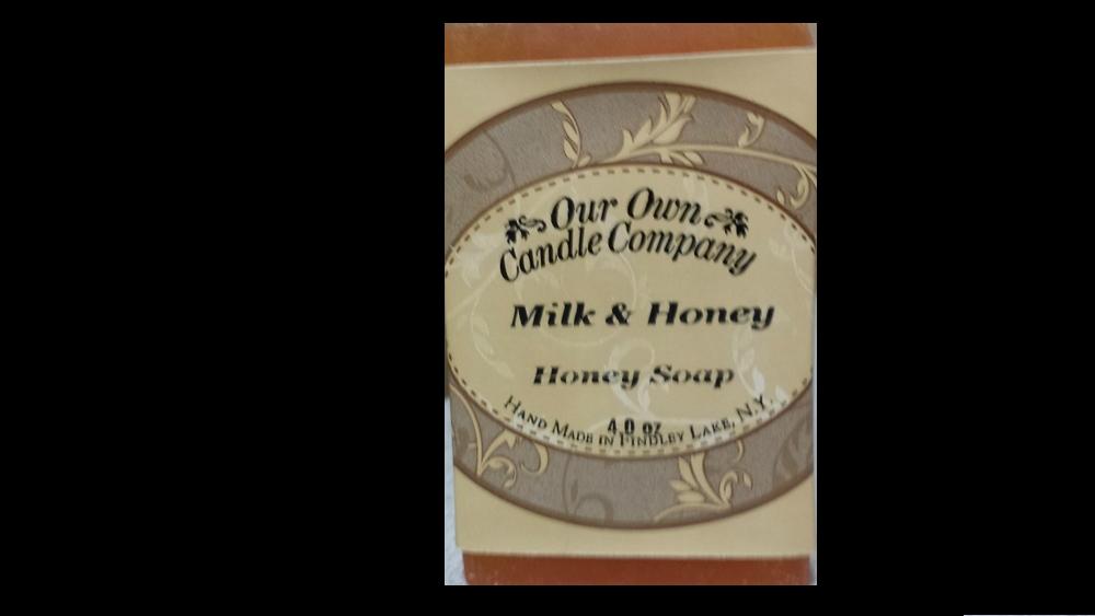 Milk & Honey (Honey Soap)