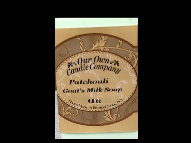 Patchouli (Goat's Milk Soap)