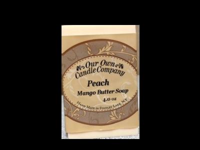 Peach (Mango Butter Soap)