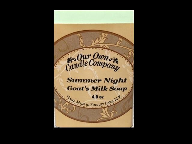 Summer Night (Goat's Milk Soap)
