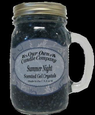 Summer Night Scented Gel Crystals