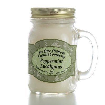 Peppermint & Eucalyptus Mason Jar