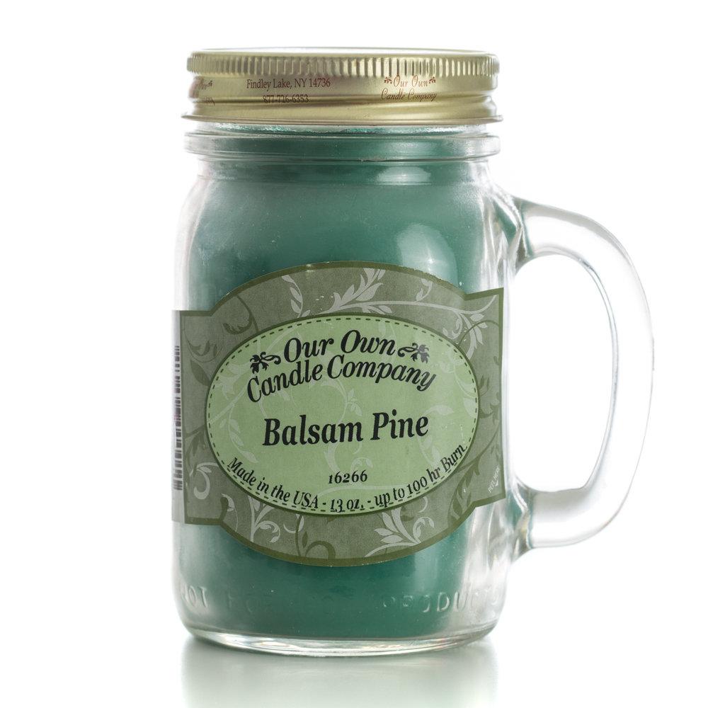 Balsam Pine Mason