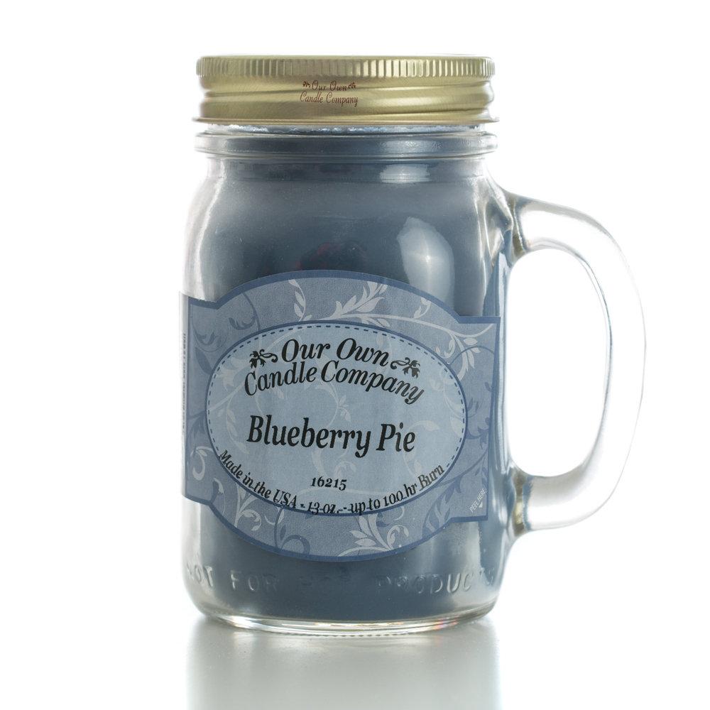 Blueberry Pie Mason