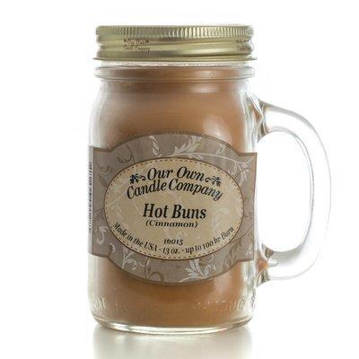 Hot Buns Cinnamon Mason