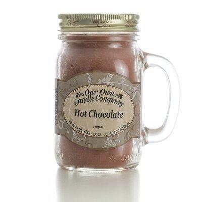 Hot Chocolate Mason