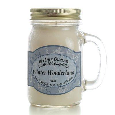 Winter Wonderland Mason