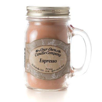 Espresso Mason Jar