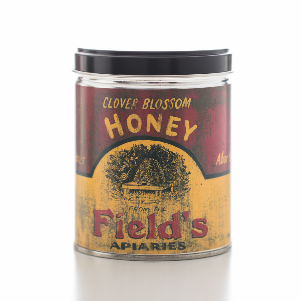 MILK & HONEY IN HONEY FIELDS TIN