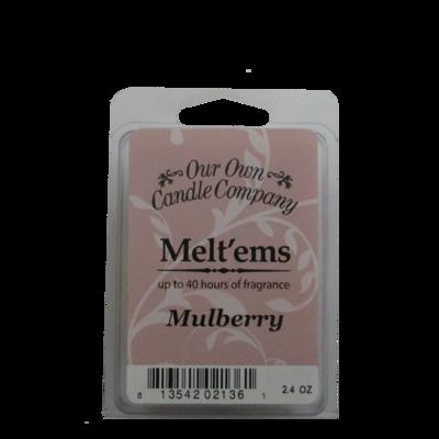 Mulberry Melt'em - 6 Cube 2.4 ounce